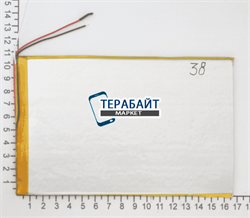 Аккумулятор для планшета SUPRA M12CG 163x110мм - фото 55652