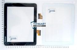 Тачскрин для планшета Prestigio MultiPad PMT3287 черный - фото 56128