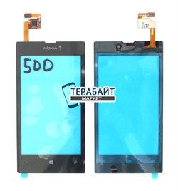Сенсор (тачскрин) Nokia Lumia 520 525 оригинал - фото 56842