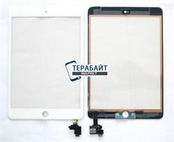Тачскрин для планшета iPad mini 3 белый - фото 56902