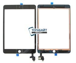 Тачскрин для планшета iPad mini 3 черный - фото 56903