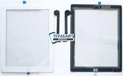 Тачскрин для планшета Ipad 3 белый - фото 56921
