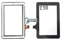 Тачскрин для планшета Texet TM-7024 - фото 57046
