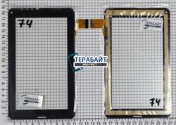 Тачскрин для планшета Inch Avior 2 ITW7003 - фото 57147