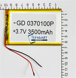 Аккумулятор для планшета SUPRA M748G - фото 57152