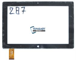 Тачскрин для планшета Prestigio MultiPad PMP1010TE 3G - фото 57179