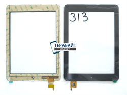 Тачскрин для планшета Ritmix RMD-870 - фото 57345