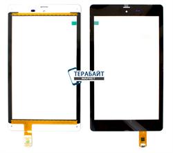 Тачскрин для планшета teXet TM-8048 черный - фото 58269