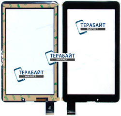 Тачскрин для планшета Irbis TX76 - фото 58535
