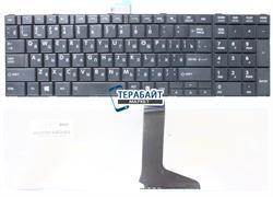 Клавиатура для ноутбука Toshiba Satellite C855 черная - фото 60277