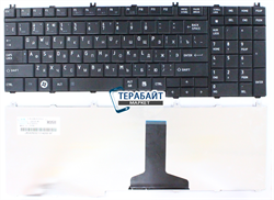 Клавиатура для ноутбука Toshiba Satellite A500 - фото 60292