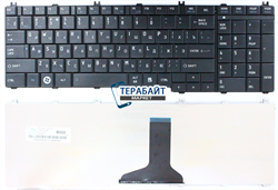 Клавиатура для ноутбука Toshiba Satellite C655 - фото 60310