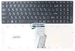 Клавиатура для ноутбука Lenovo IdeaPad G585A - фото 60327