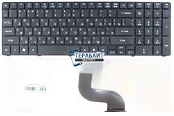 Клавиатура для ноутбука Acer Aspire 5738ZG - фото 60623