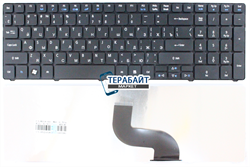 Клавиатура для ноутбука Acer Aspire 5810TG - фото 60644