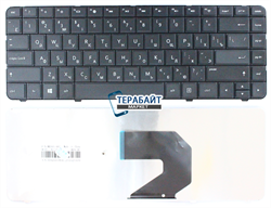 Клавиатура для ноутбука HP Compaq 655 - фото 60704