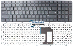 Клавиатура для ноутбука HP Pavilion g7-2314er - фото 60776