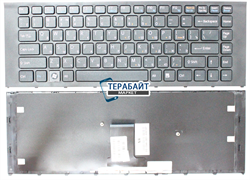 Клавиатура для ноутбука Sony Vaio VPCEA3M1E/G - фото 60990