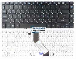 Клавиатура для ноутбука Acer Aspire M5-481TG без подсветки - фото 61151