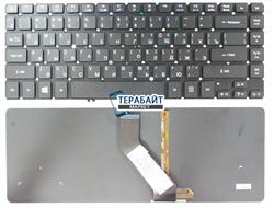 Клавиатура для ноутбука Acer Aspire M5-481 с подсветкой - фото 61153