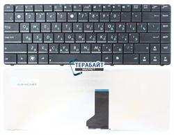 Клавиатура для ноутбука Asus N82J черная без рамки - фото 61173