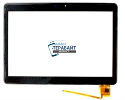 Тачскрин для планшета Ritmix RMD-1028 черный - фото 61453