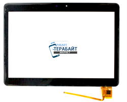 Тачскрин для планшета Eplutus G10 - фото 61472