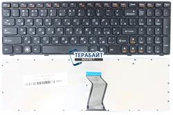 Клавиатура для ноутбука Lenovo IdeaPad G570 - фото 61660