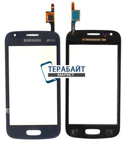 Сенсор (тачскрин) Samsung Galaxy Ace 3 GT-S7270 черный - фото 66252
