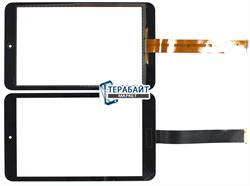 Тачскрин для планшета ASUS MeMO Pad 8 ME181CX черный - фото 67118
