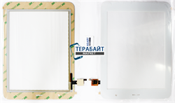 Тачскрин для планшета Prestigio MultiPad 4 PMP7480D 3G - фото 73012