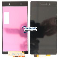 "Дисплей для ""Sony"" Xperia Z1 (C6903 / C6902 / C6906 / C6943 / L39H) + тачскрин - фото 81039"