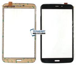 Тачскрин для планшета iRu Pad Master M803G черный - фото 81178