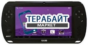 Тачскрин для планшета EXEQ Get
