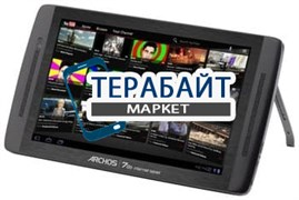 Тачскрин для планшета Archos 70b internet tablet