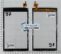 Тачскрин для планшета iRu Pad Master M718G 3G