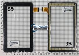 Тачскрин для планшета Digma iDj7n