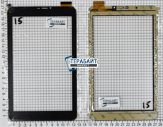 Тачскрин для планшета Cube Talk 8X 3G