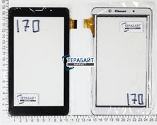Тачскрин (сенсор) для планшета iRu Pad Master M721G 3G