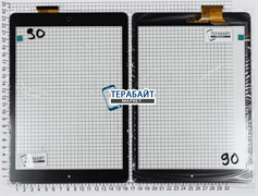 Тачскрин для планшета bb-mobile Techno 9.7 3G TM056U черный