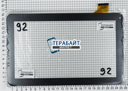 Тачскрин для планшета Oysters T102 MS 3G