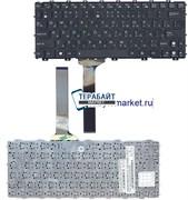 Клавиатура для ноутбука Asus EEE PC 1015 черная