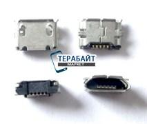 Системный разъем (гнездо) зарядки micro usb 01 для планшетов и телефонов