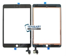 ipad mini 3 A1599 тачскрин сенсор стекло
