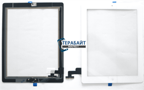 Тачскрин для планшета Ipad 2 белый