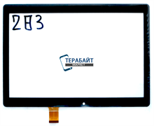 DEXP Ursus TS310 Тачскрин сенсор стекло