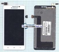 """Дисплей для """"Lenovo"""" S850 + тачскрин (белый)"""