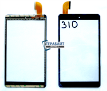 Тачскрин для планшета Cube U27GT