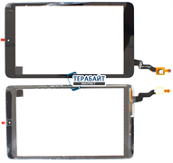 Тачскрин для планшета Alcatel Pixi 8 9005x