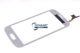 Сенсор (тачскрин) Samsung Galaxy Star Plus Duos S7262 белый
